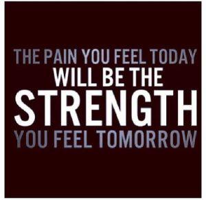 Todays pain