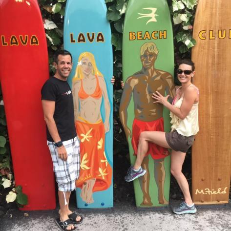 Waikola beach