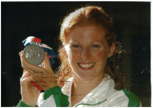 Gillian O'Sullivan, Irish race walker